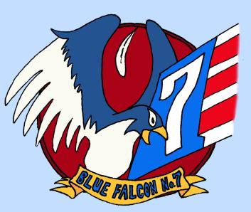 Capt. Falcon Detail (Emblem)