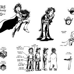 Brothers: Kiddig Character Study