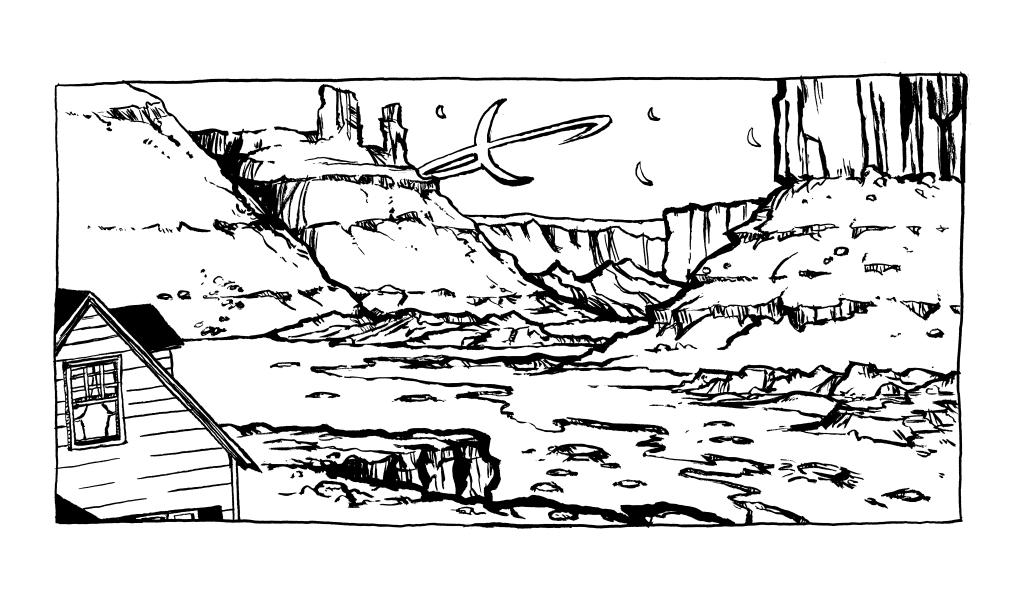 Watterson: Kazam