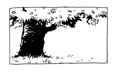 Watterson Sitting Tree