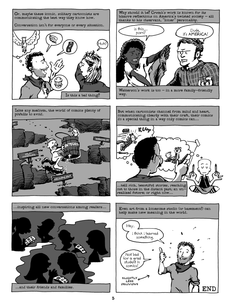 2013.10.01 Watterson, Crumb, and Conversations of 1_SM_p5