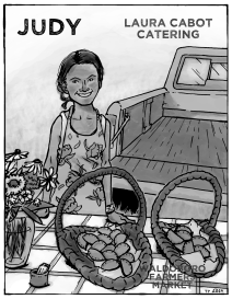 Judy (Laura Cabot Catering)