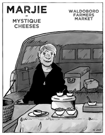 Marjie (Mystique Cheeses)