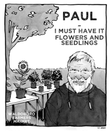 Paul (I Must Have It Flowers and Seedlings)