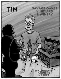 Tim (Savage Oakes Vineyard & Winery)