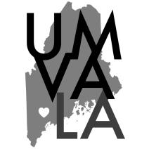 Union of Maine VIsual Artists - Lewiston Auburn Chapter (BW)