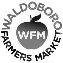Waldoboro Farmers Market (BW)
